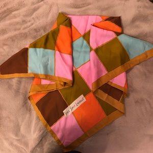 Yves Saint Laurent vintage silk scarf